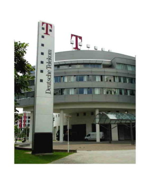 Ansicht Eingang der Zentrale